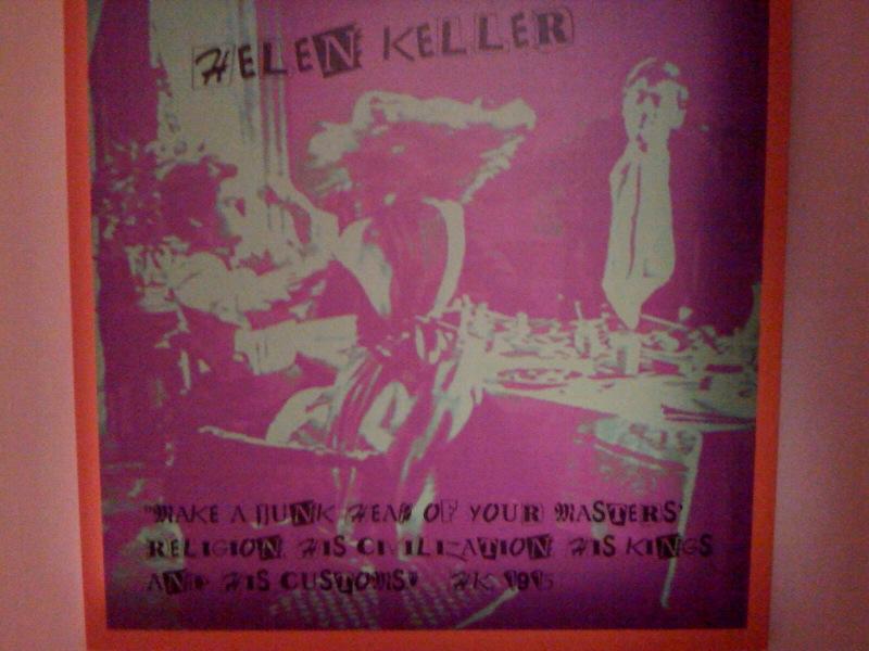 Punk Helen Keller