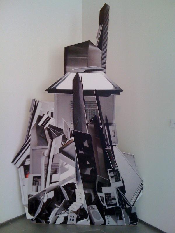 Lauren Pascarella, Photographic Sculpture, 2009