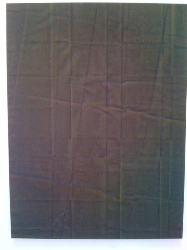 Fold Painting closeup