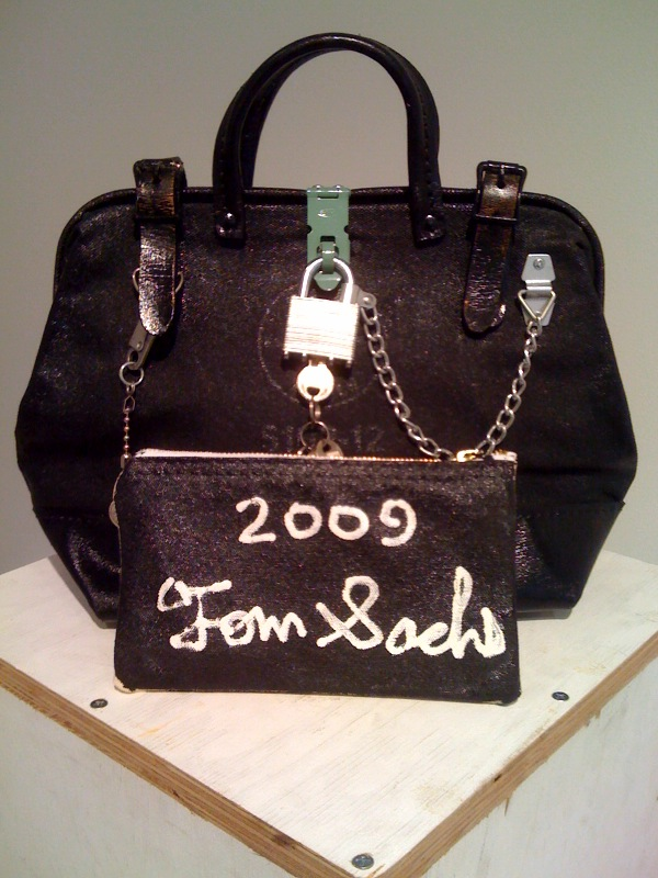 Tom Sachs, Kelly Bag, 2009