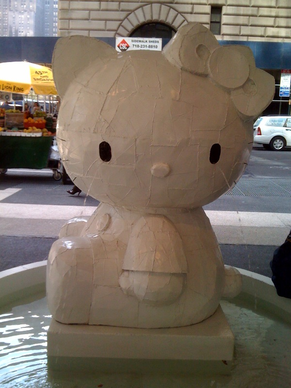 Tom Sachs, Crying Hello Kitty
