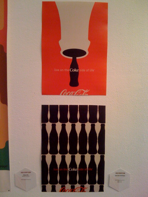 Coke Side of Life Posters, Siggi Eggertsson