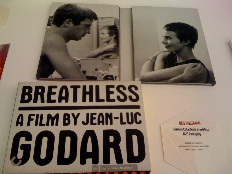 Criterion Collection Breathless, Ben Wiseman