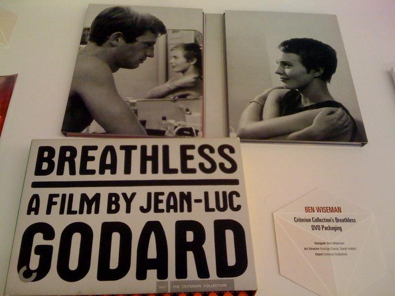 Criterion Collection Breathless, Ben Wiseman