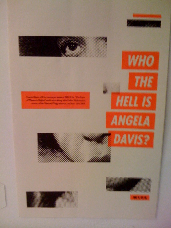 Who the Hell is Angela Davis, Oliver Munday