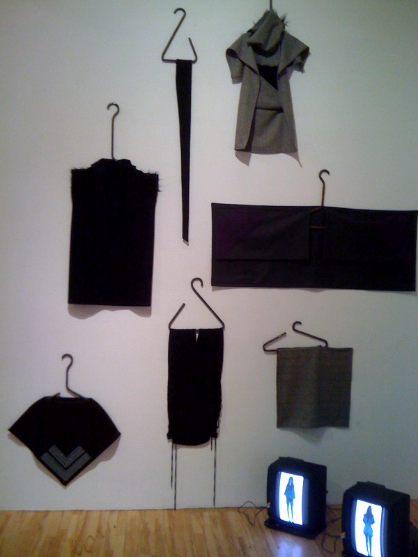 Carla Fernandez, Square Clothes for Round-Minded People, 2009