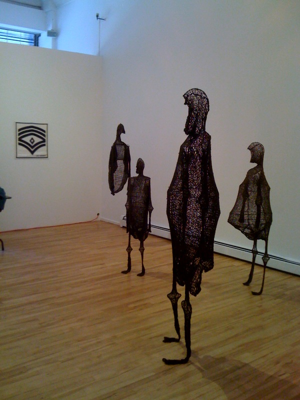 Rudi Gernreich scarf, 1960s, Takehiko Sanada, HouJun, 2008