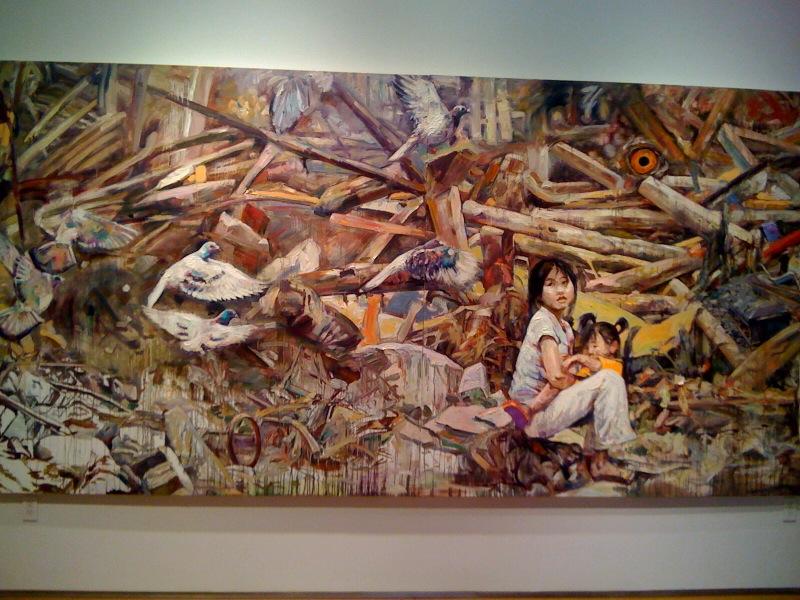 Richter Scale, 2009