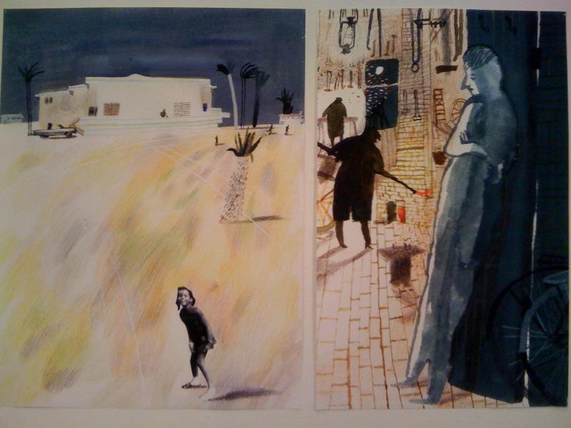 Le Grand Meaulnes, Elenore Cirow
