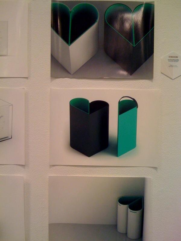 Love Green Recycle Bin, Kitman Keung