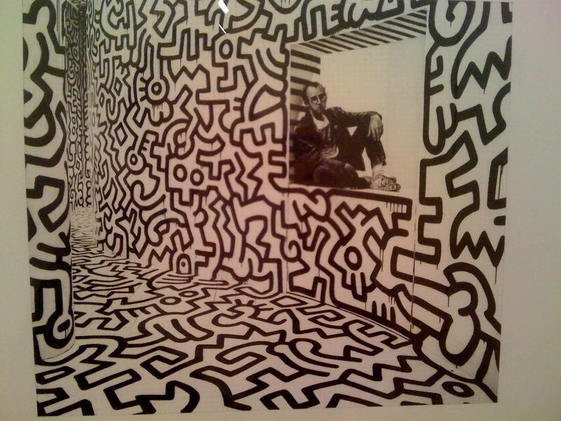 Keith Haring, 2007