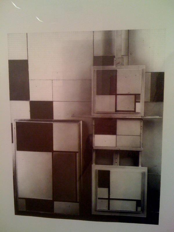 Mondrian Studio II, 2008