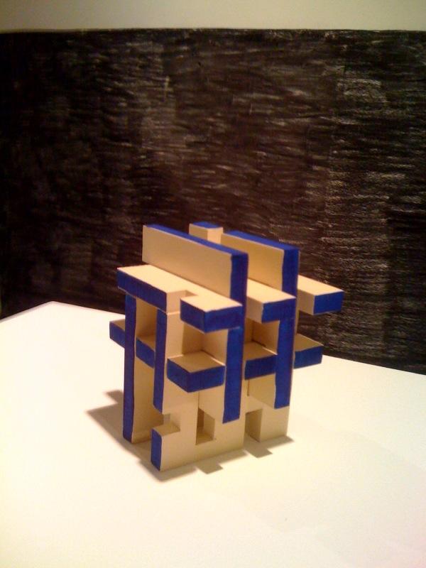 HLM Series_Le Grand Pavois_L Artimon, 2009 Blue