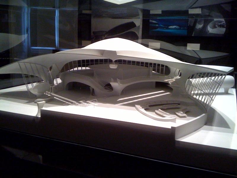 TWA Terminal Model