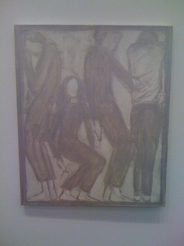 Quartett (with frame), 2009