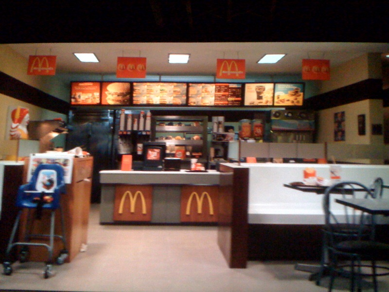Superflex, Flooded McDonald's, 1, 2009