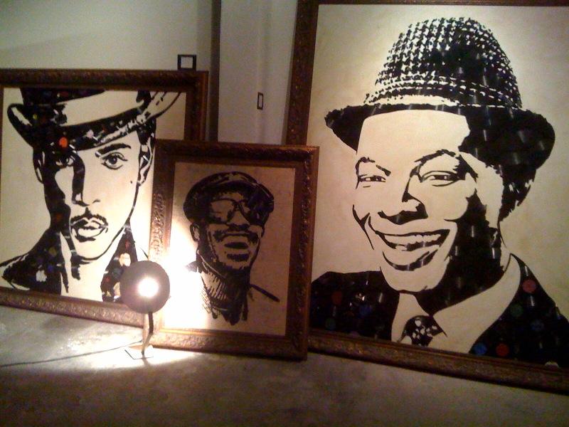 Prince, Stevie Wonder, Nat King Cole 2