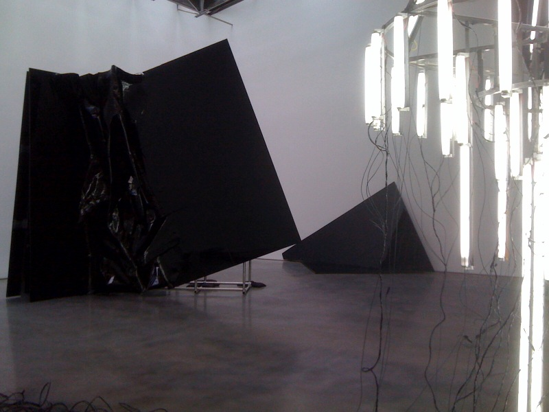 Blackouts:blackholes (and all the things between), and throne, 2009-10