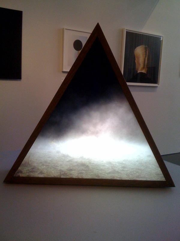Kirsten Kay Thoen, Fog Field Prism, 2009