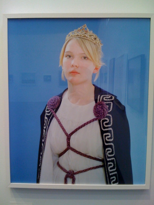 Alison Malone, Honored Queen, Age 16, 2009