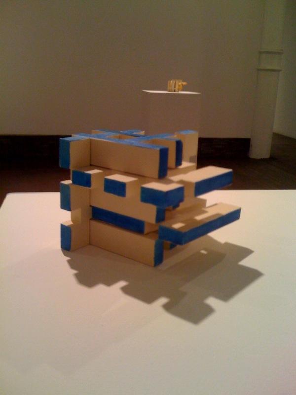 HLM Series_La Misaine_La Vigie_La Carene_Le Beaupre, 2009 Blue