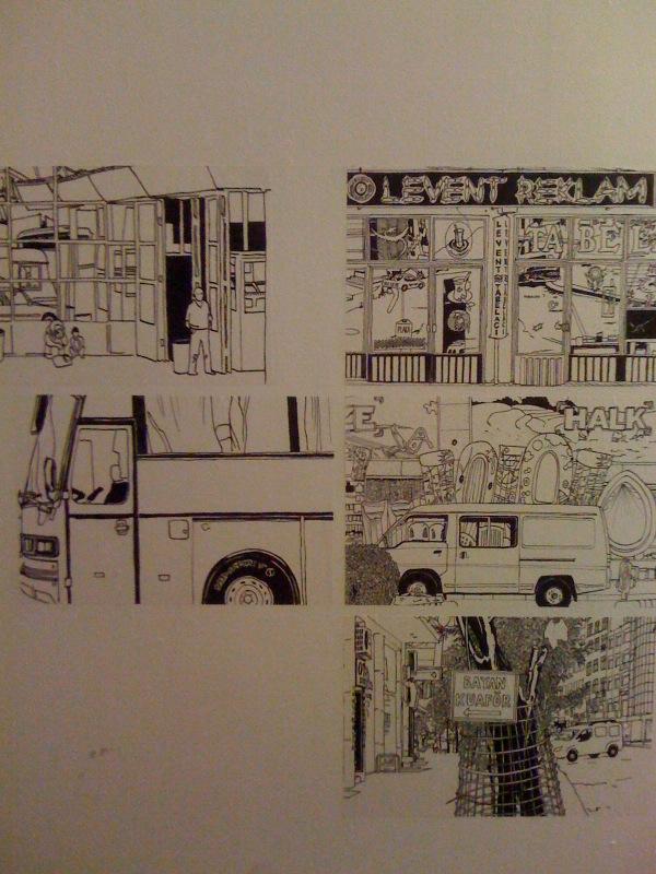 5 Street Scenes