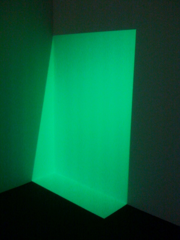 James Turrell, Juke Green, 1968