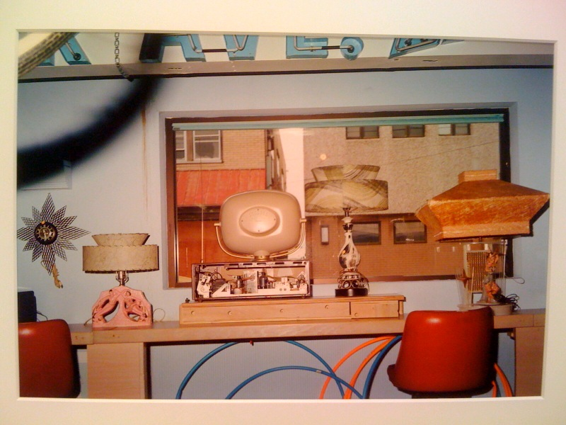 UNTITLED (ROOM WITH OLD TV, LAMPS, WILDWOOD, NEW JERSEY), 2002