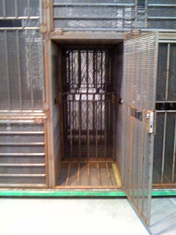 PIG PEN, open door, 2009-2010