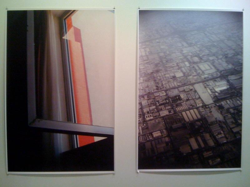 Fenster, Desert, 2009