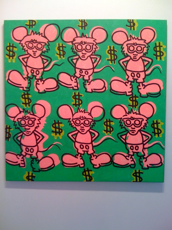 Andy Mouse, 1985