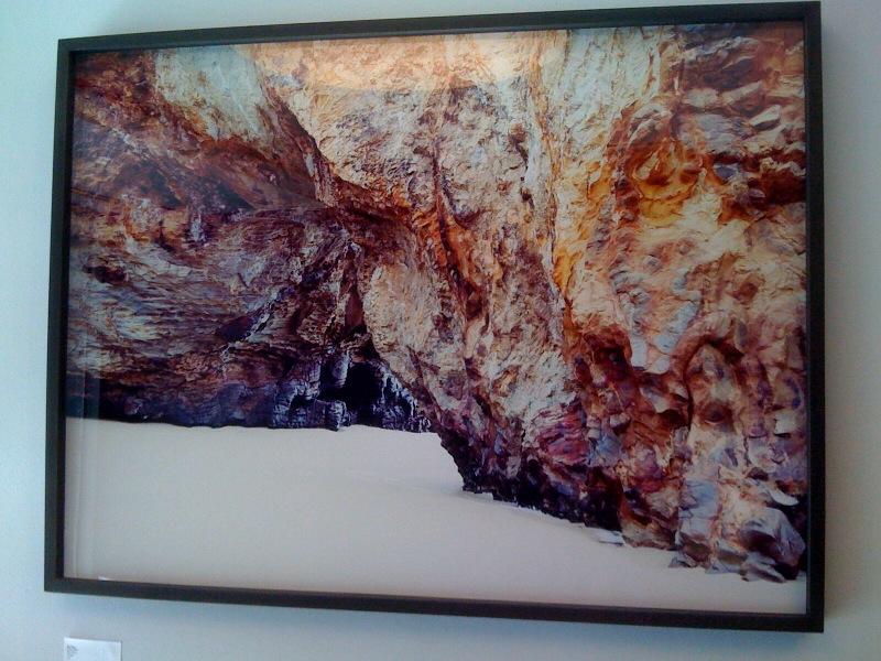 Ann Woo, Cave, 2007