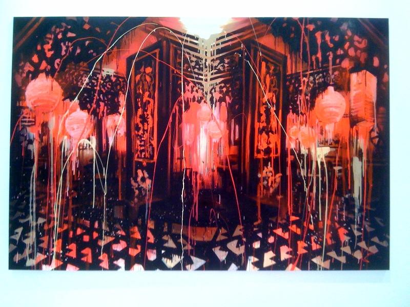 Untitled (opium den), 2009