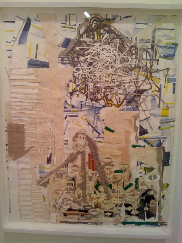Beige Collage, 2006-10
