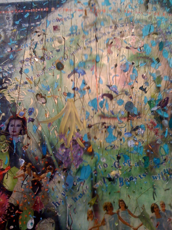 Agave, closeup, 2010