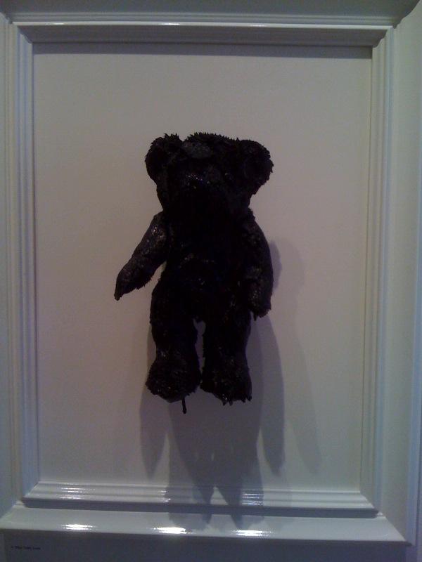 Black Teddy Iconic