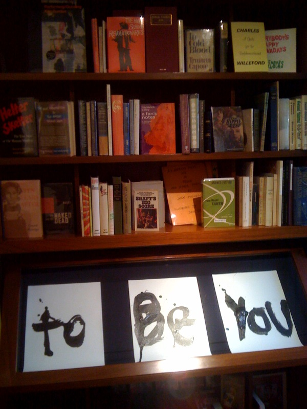 To Be You, books