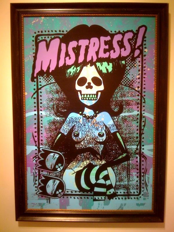 Matt Siren, Mistress, 2009