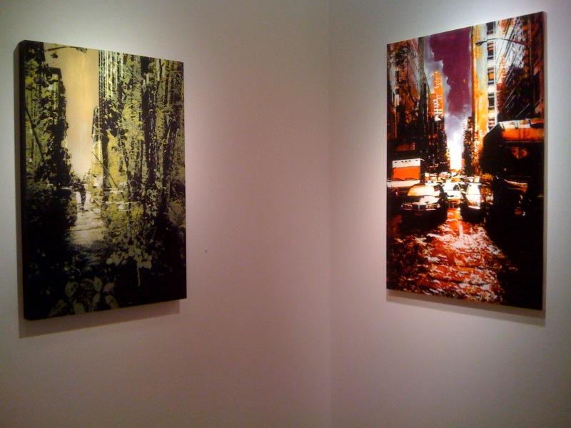Kenji Nakayama, Concrete Jungle 1 and 4, 2007
