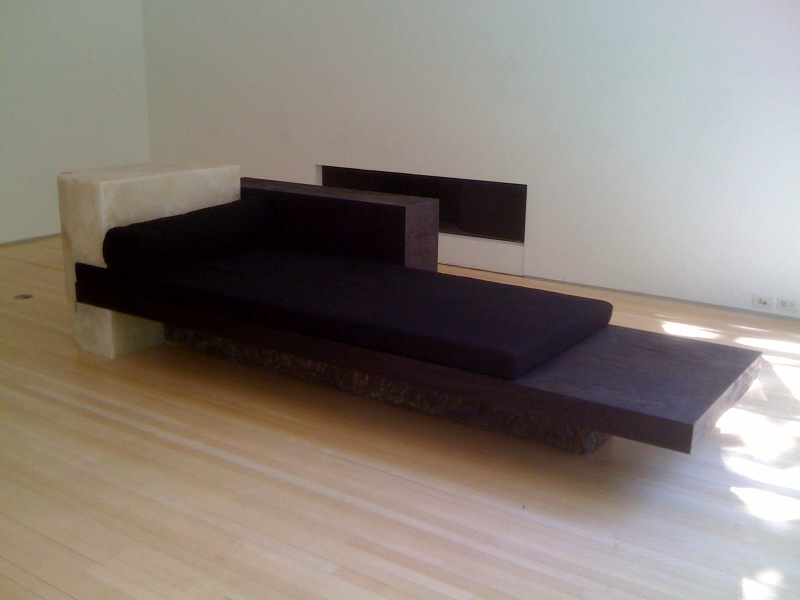Day Bed, 2010
