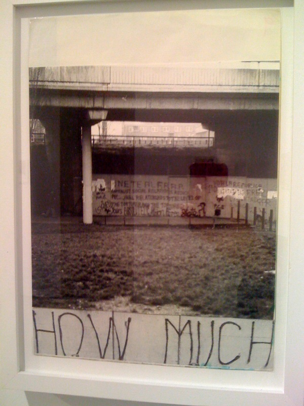London's Outrage, no. 2, p. 9, Jon Savage, photo montage, early 1977, 2