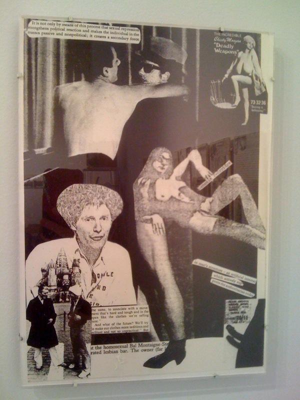 London's Outrage, Jon Savage, photocopied fanzine, 16 pgs, Dec 1976, 2