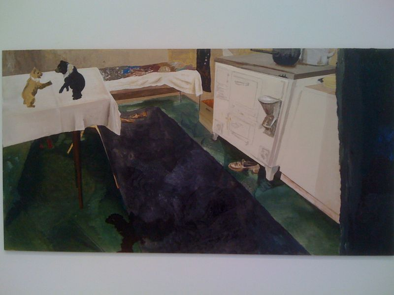 Andersson, Kitchen Fight, 2010