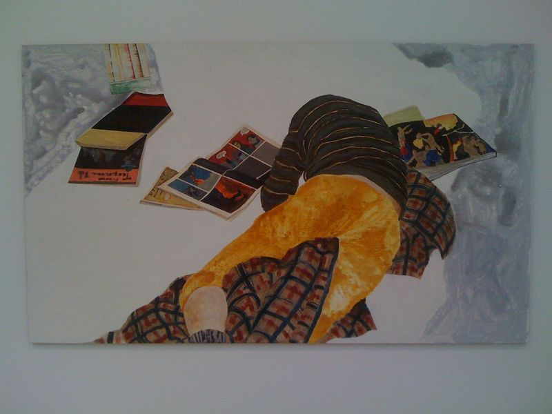 Andersson, Who Is Sleeping On My Pillow, 2010