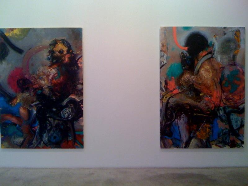Untitled Hyle 4, 2010, Untitled Hyle 3, 2010