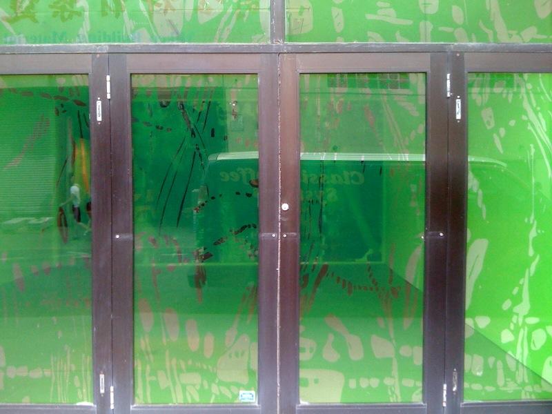 Window exterior, 2