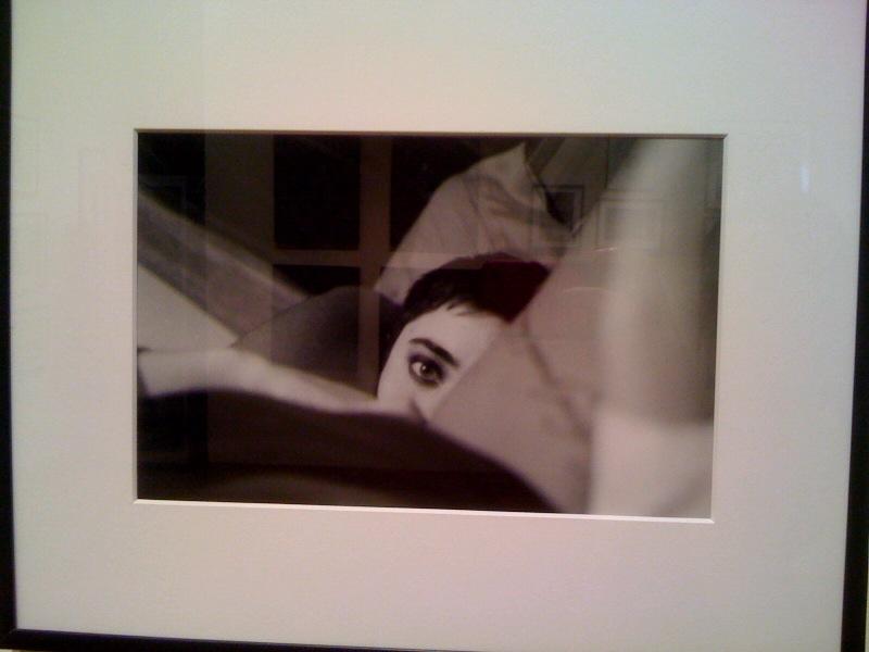 Amanda Morgan, Eye, 2008