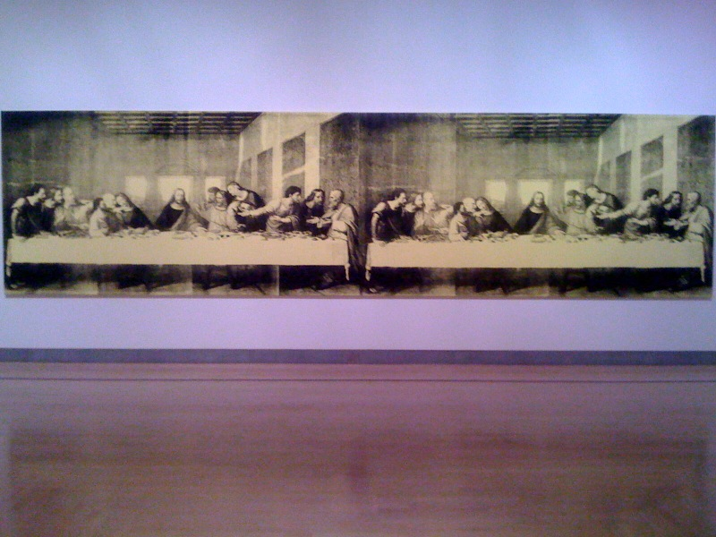 The Last Supper, (yellow), 1986