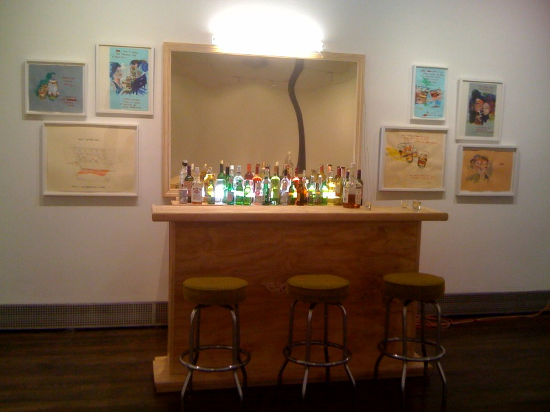 David Kramer (Bar) Unfinished Business, 3, 2010