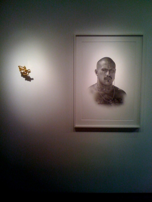 Robert Lazzarini, brass knuckles (v), 2010, Patrick Lee, Deadly Friends (Big Top), 2010